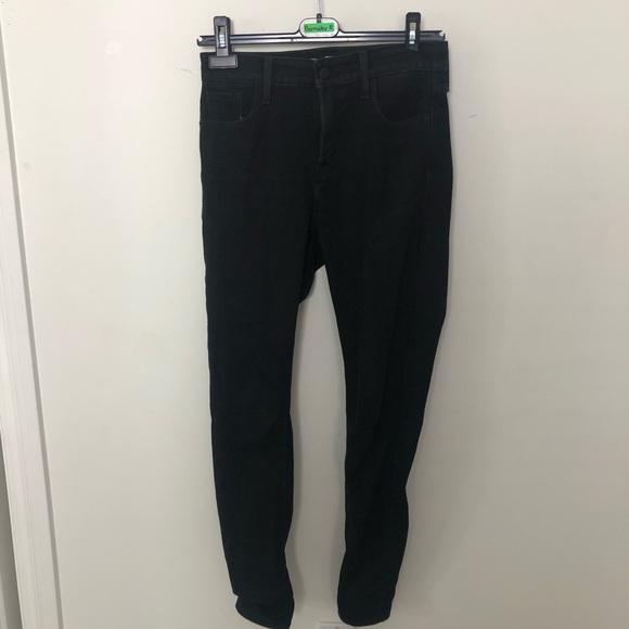 Old Navy Denim - old navy black skinny jeans